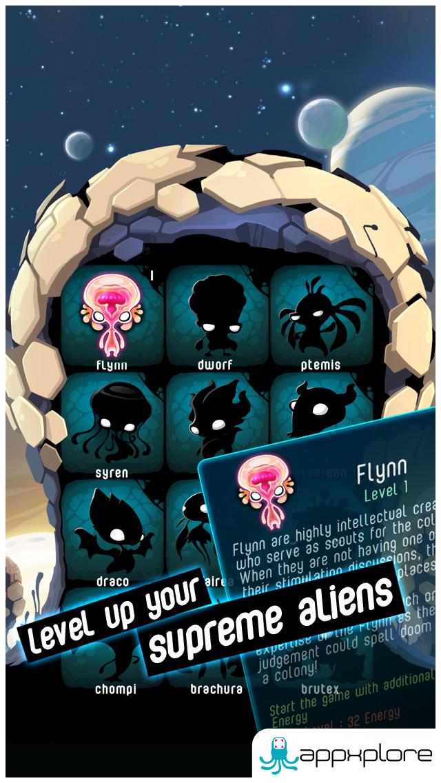 Alien Hive screenshot 4