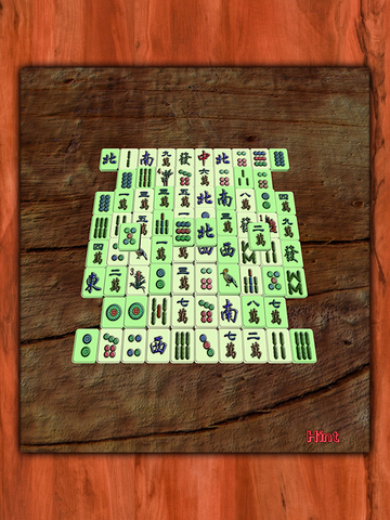 Mahjong - Deluxe screenshot 10