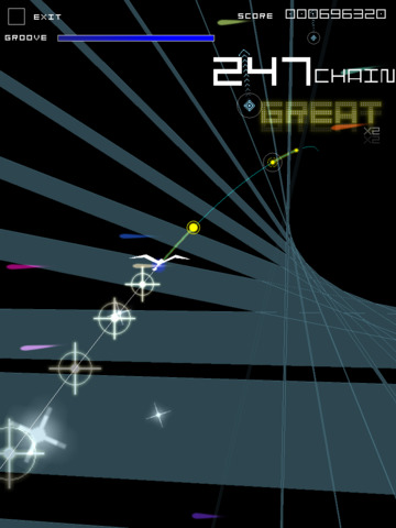Groove Coaster 2 Original Style screenshot 8