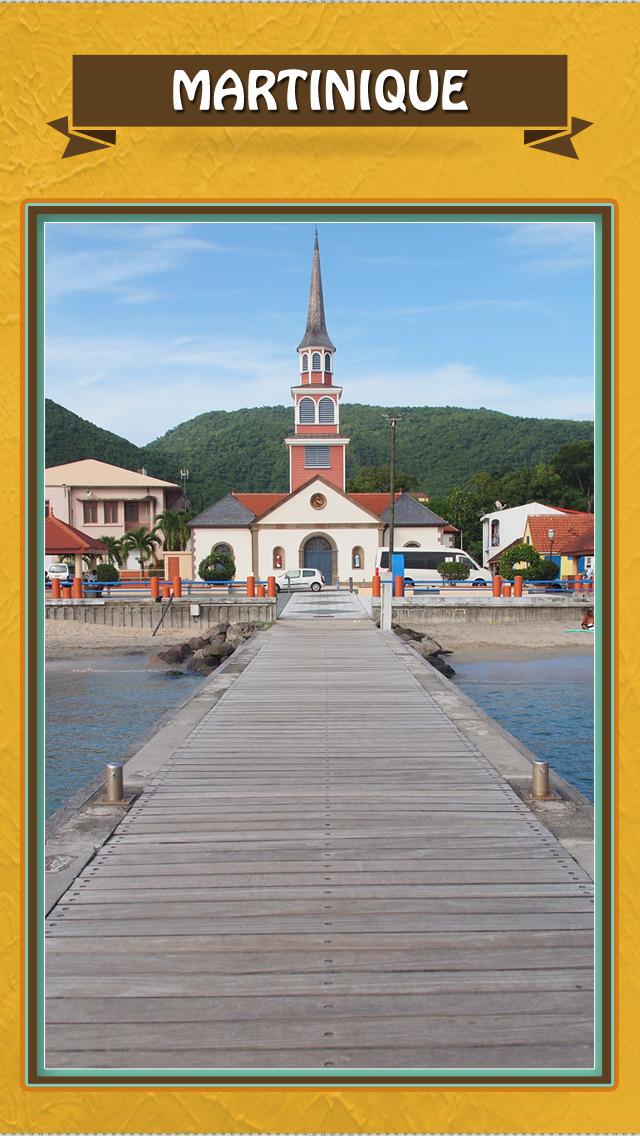 Martinique Essential Travel Guide screenshot 1