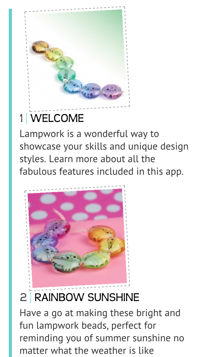 Lampwork Beads screenshot 2