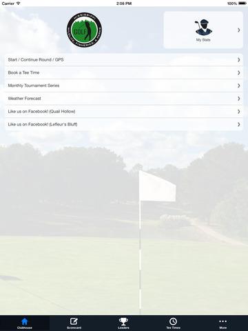 State of Mississippi Golf screenshot 7