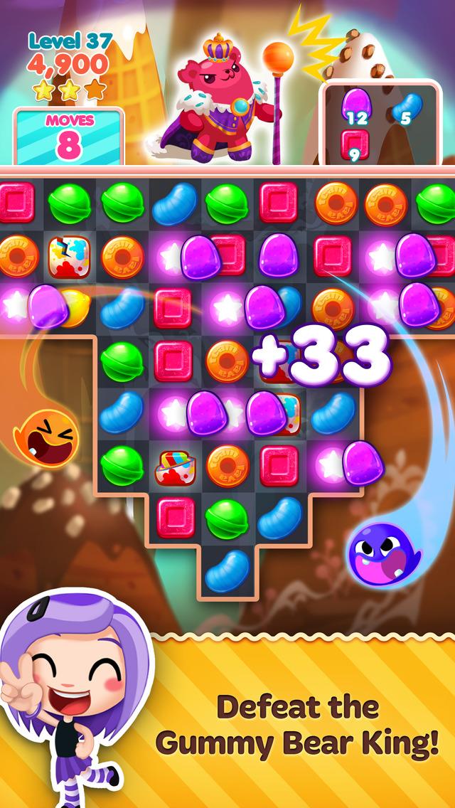 Viber Candy Mania screenshot 2