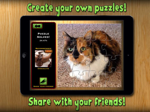 Jigsaw Puzzle screenshot 9