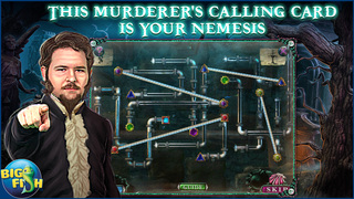Sea of Lies: Nemesis - A Hidden Object Detective Adventure screenshot 3