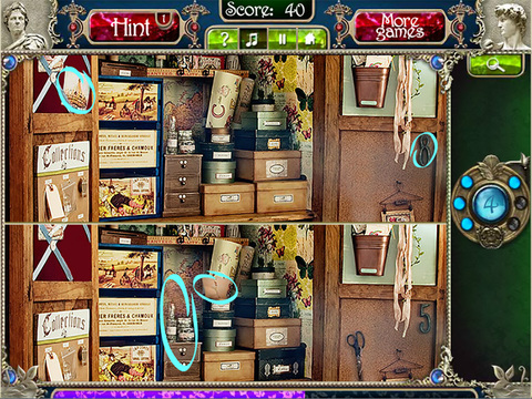 Hidden Objects : In Rome screenshot 4