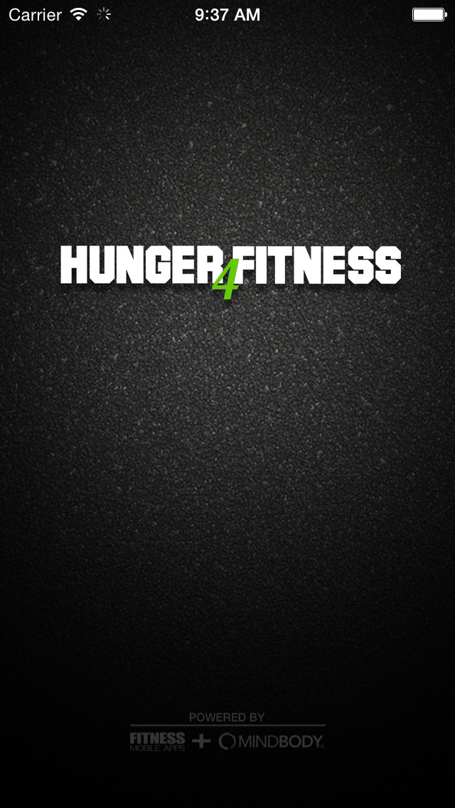 Hunger 4 Fitness screenshot #1