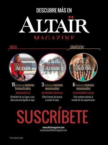 Altaïr Magazine screenshot 9