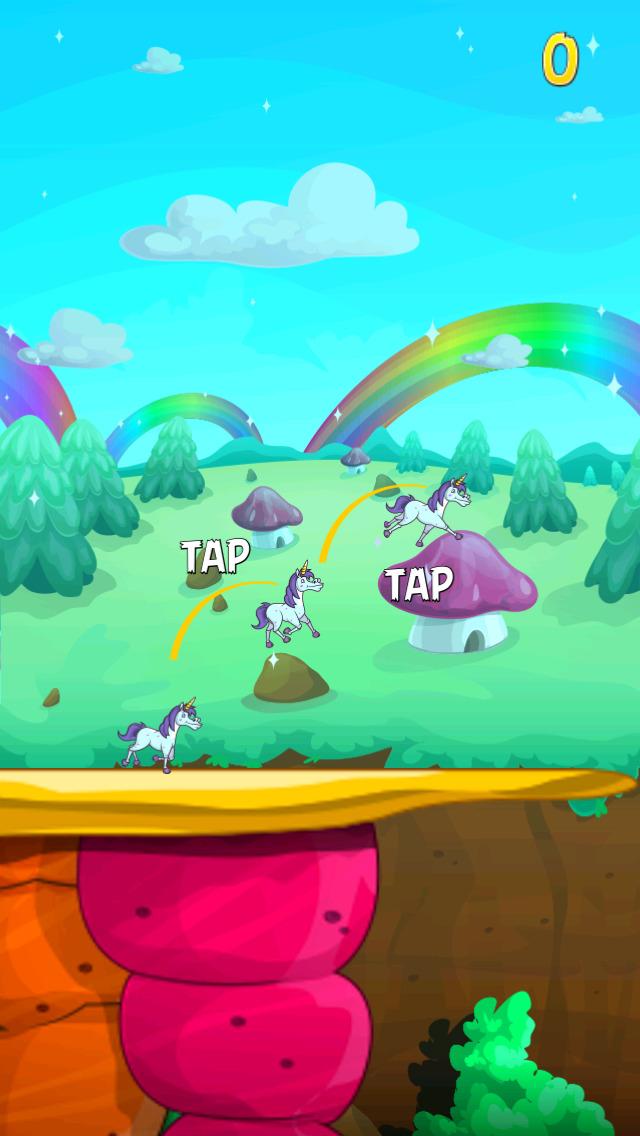 Unicorn Adventure Blast screenshot 1