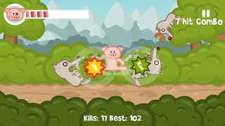 Iron Snout – bacon fighter screenshot 4