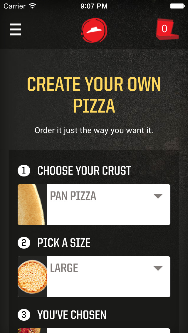 Pizza Hut - Delivery & Takeout screenshot 3