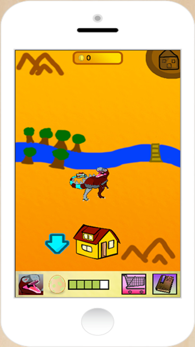 Dino Boost screenshot 3