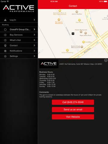Active Performance screenshot #4