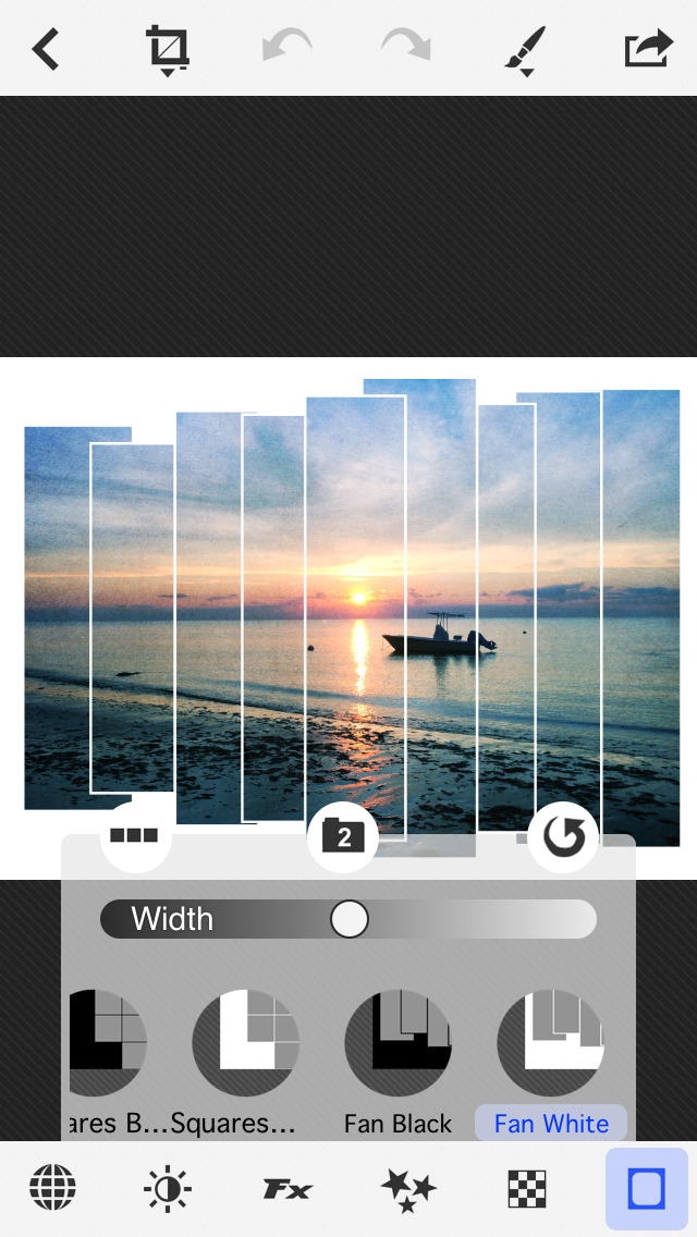 PhotoToaster - Photo Editor, Filters, Effects and Borders screenshot 4