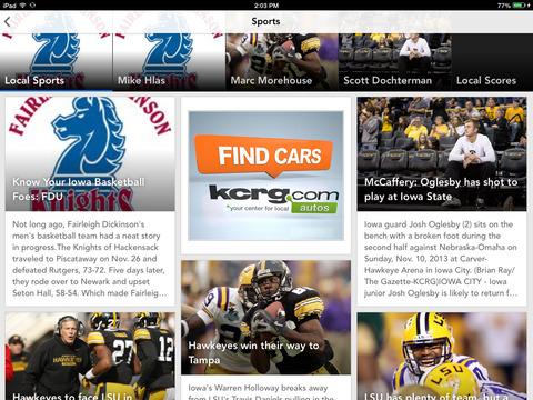 TheGazette.com screenshot 7