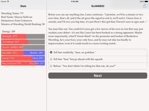SLAMMED! screenshot 7
