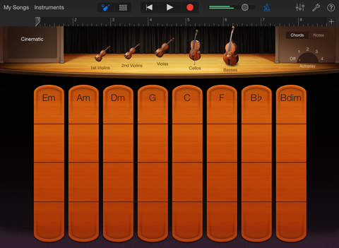 GarageBand screenshot 9