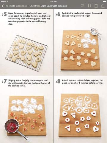 The Photo Cookbook – Christmas screenshot 9