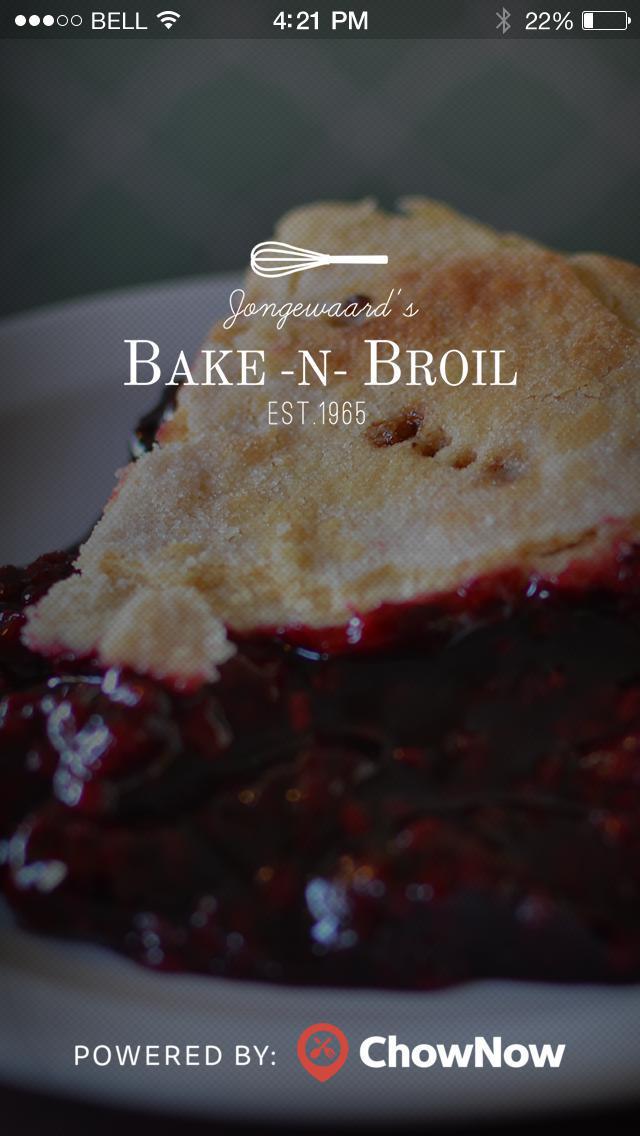 Bake n Broil screenshot 1