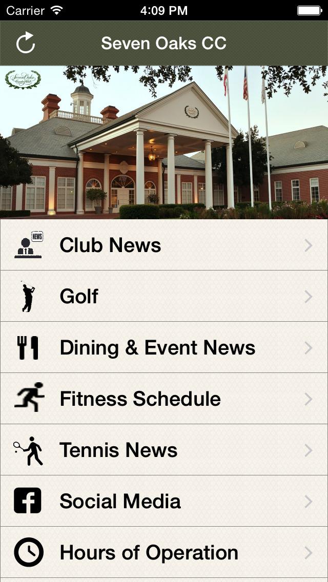 Seven Oaks Country Club screenshot 2