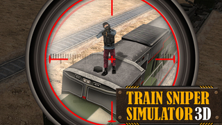 Train Sniper Simulator 3D screenshot 4