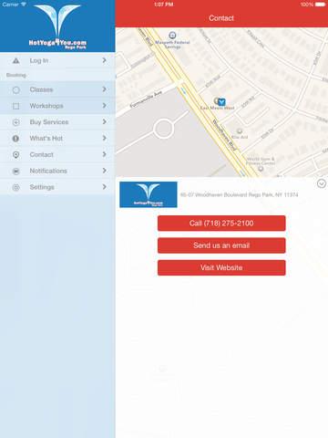 Hot Yoga 4 You Rego Park screenshot #4