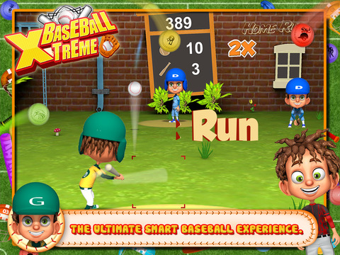 BaseBall Xtreme screenshot 6
