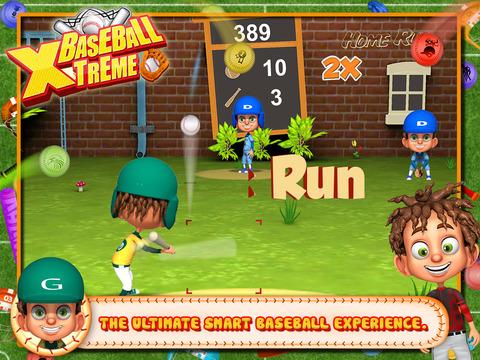 BaseBall Xtreme screenshot 6