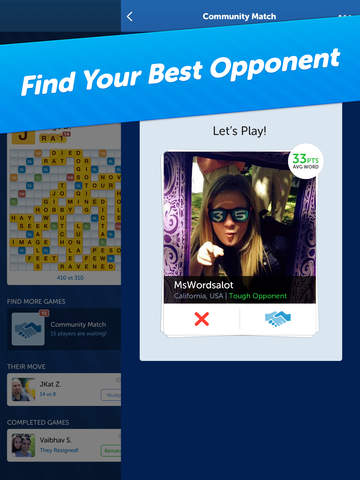 Words With Friends – Word Game screenshot 7