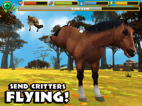 Wild Horse Simulator screenshot 10