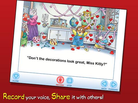 Happy Valentine's Day, Little Critter! screenshot 8