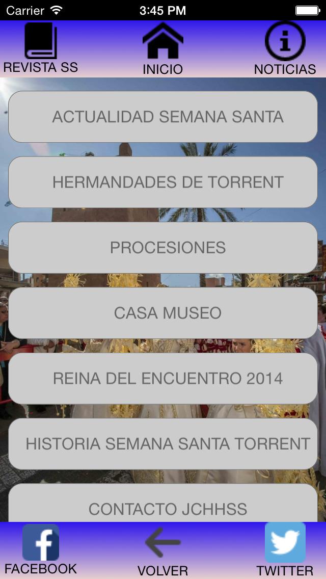 Semana Santa de Torrent screenshot 5