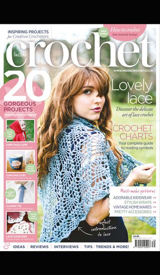 Inside Crochet Magazine screenshot 1