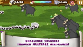 Hay Ewe - A sheep's farm puzzle adventure screenshot 5