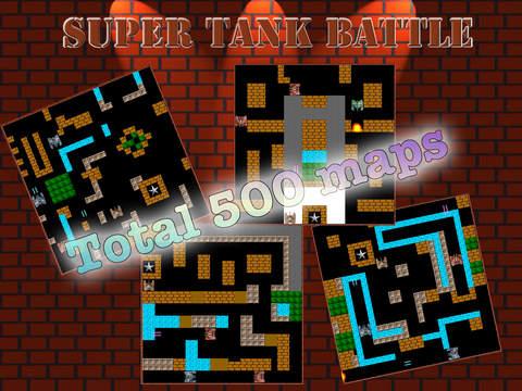 Super Tank Battle - myPadArmy screenshot 1