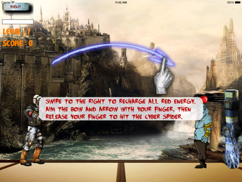 Angry Warrior Arrow - Bow Sniper Shooting Game screenshot 10