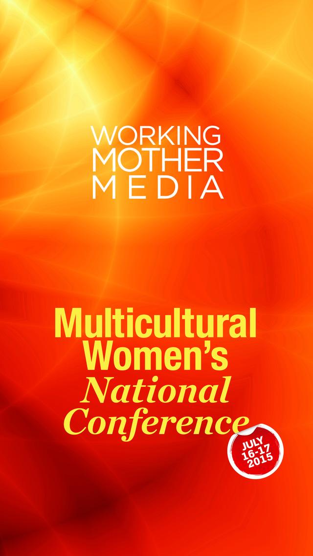 Multicultural Women 2015 screenshot 1