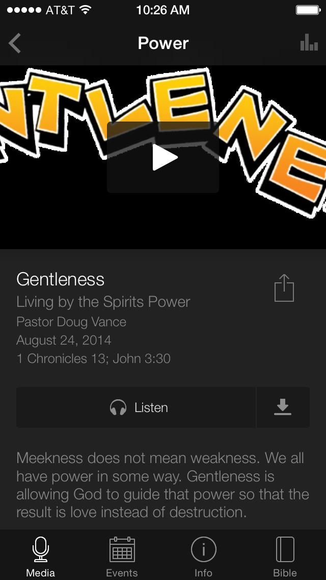 Believers screenshot 3