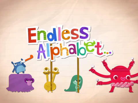 Endless Alphabet screenshot 8