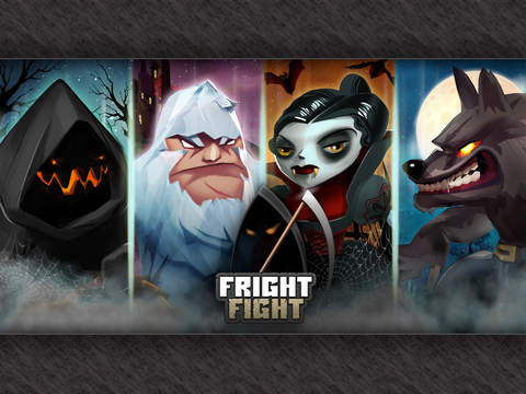 Fright Fight - Multiplayer Platform Fighting Game screenshot 10