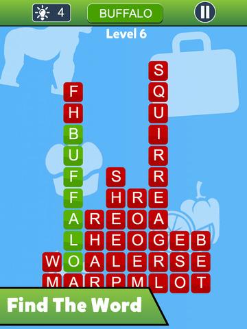 Swipe The Words - Search & Swipe Letters screenshot 6