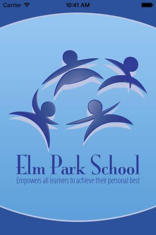 Elm Park School - Skoolbag - náhled