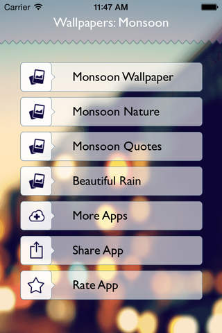 Monsoon Wallpaper: Best HD Wallpapers - náhled
