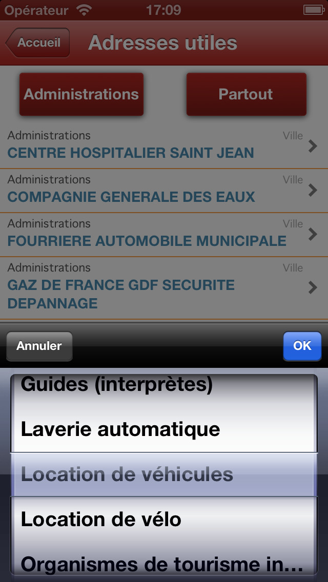 Ville de Perpignan screenshot 4