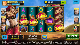 Epic Diamond Slots: Casino Fun screenshot 2