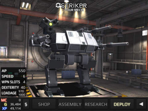 MetalWars3 screenshot 6
