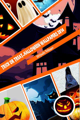 HD Wallpapers & Backgrounds: Halloween Edition 201 - náhled