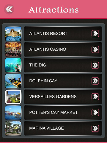 Nassau Paradise Island, Bahamas Vacation Guide screenshot 8