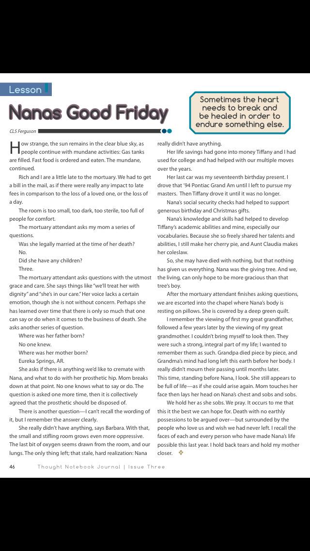 Thought Notebook Journal screenshot 4