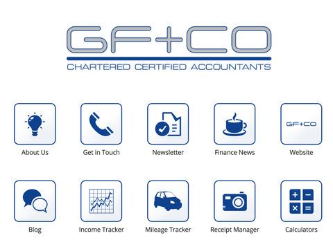 GF & Co Certified Accountants screenshot #2